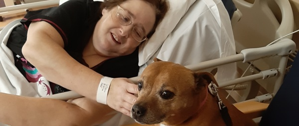 Recovering patient Lucy turns fundraiser following traumatic crash