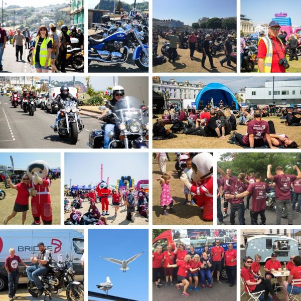 best of the motorcycle ride out 2019