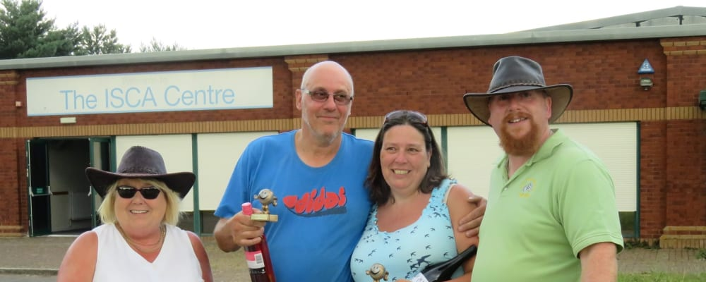 ISCA Petanque Club bowls us over with fundraising efforts