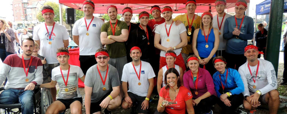How the Dragonboat Festival helps our patients