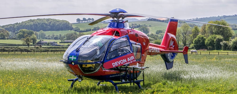 Why we are asking our supporters not to sign the petition for government to fund air ambulances