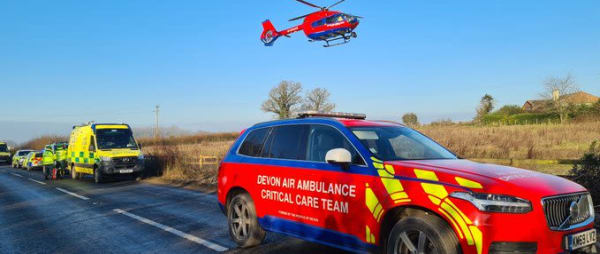 We Celebrate the First Anniversary of our Critical Care Cars