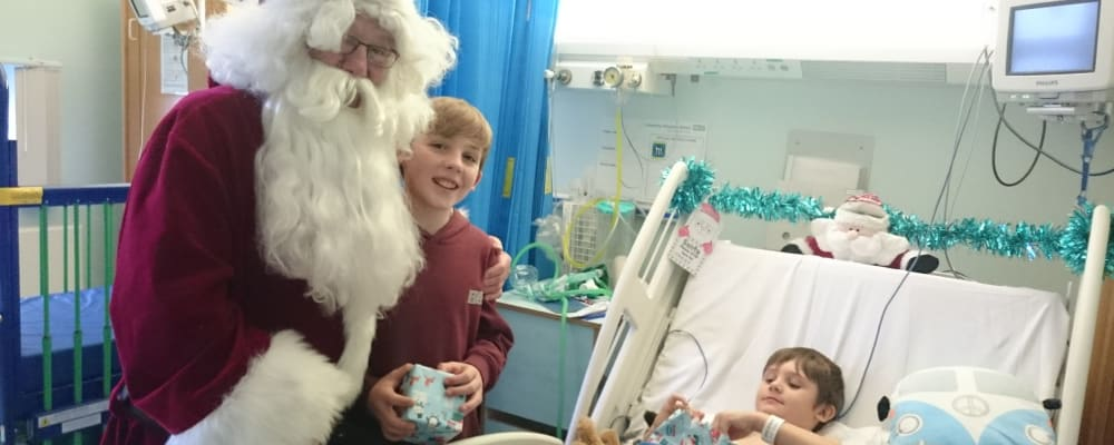 We launch our 2020 There to Care Christmas appeal