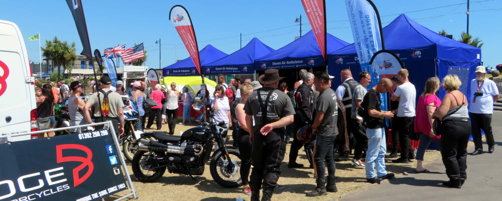 Motorcycle Ride Out 2018