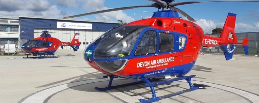 Air Ambulance week returns in 2021