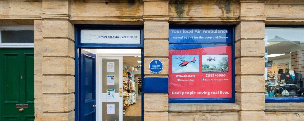 Tavistock shop to reopen after a sequence of floodings