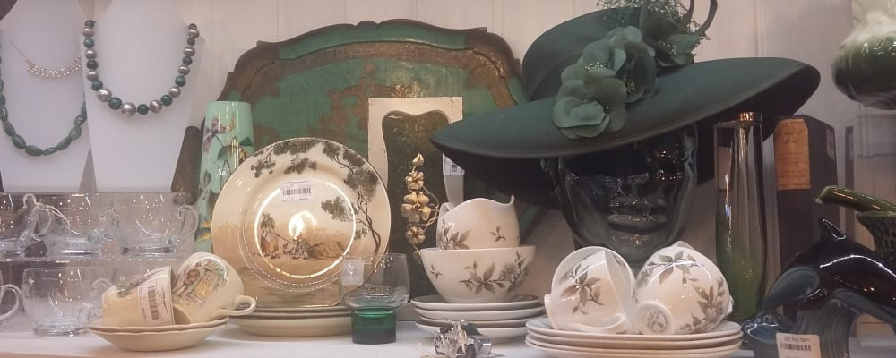 Topsham Vintage and Variety Charity Shop