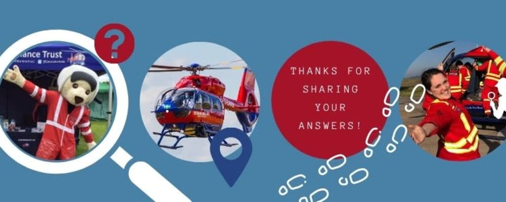 Thank you for sharing your answers to our Fact-finding mission!