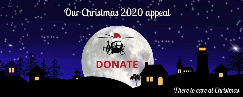 Caring this Christmas - Our Christmas 2020 Appeal