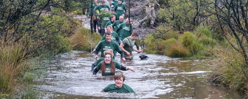 The 2019 Commando Challenge is now closed - thanks to everyone who took part!