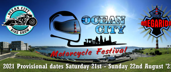 Ocean City Motorcycle Festival & The Megaride